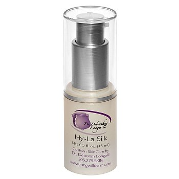 Hy-La Silk Eye Serum