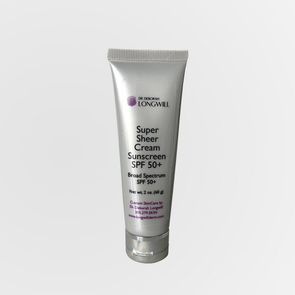 Super Sheer Cream Sunscreen