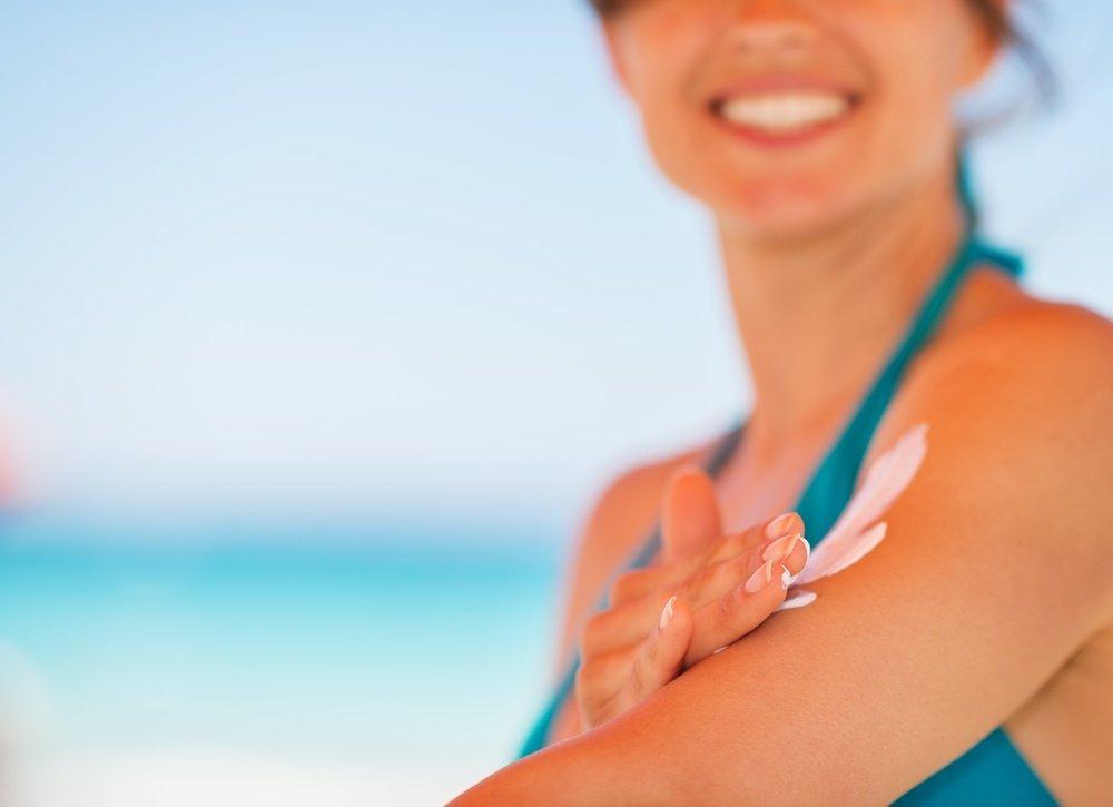 Sun Protecting Skin Care