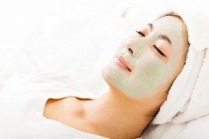 Anti Aging Skin Mask Product