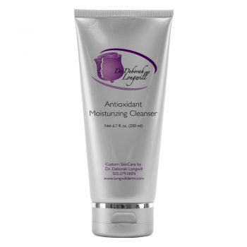Antioxidant Moisturizing Cleanser