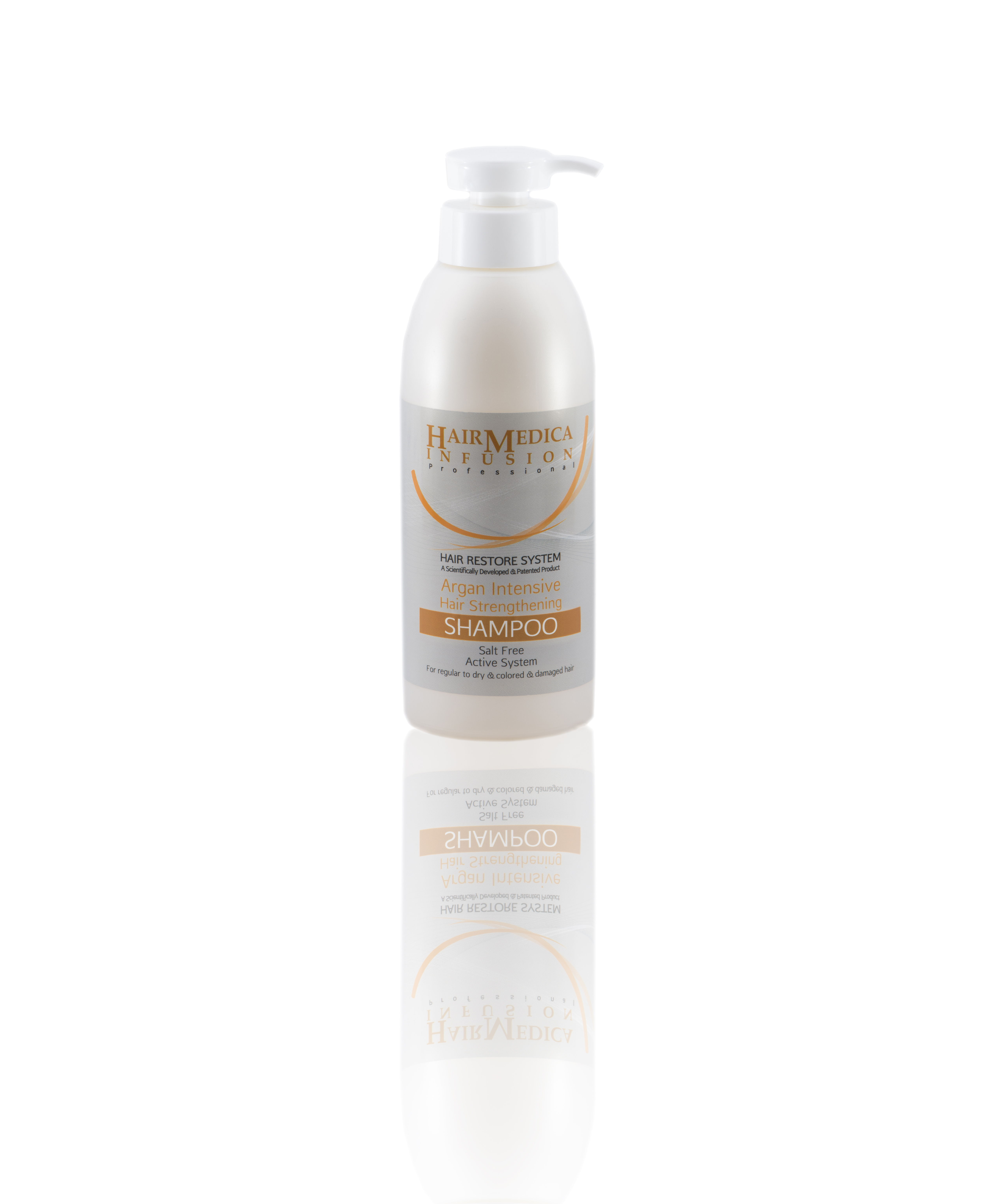 Argan Intensive Root Strengthening Shampoo