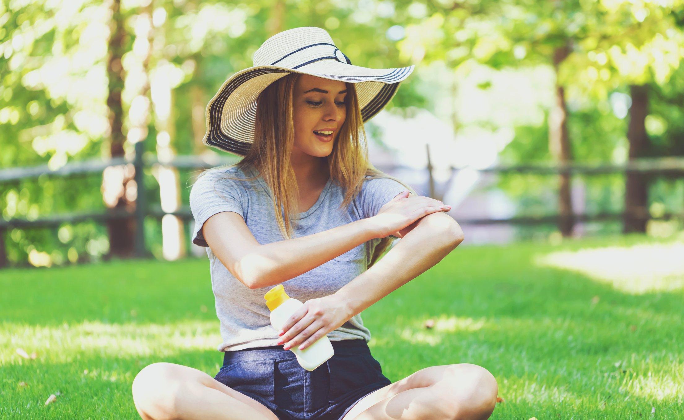 Sunscreen for Sensitive Skin