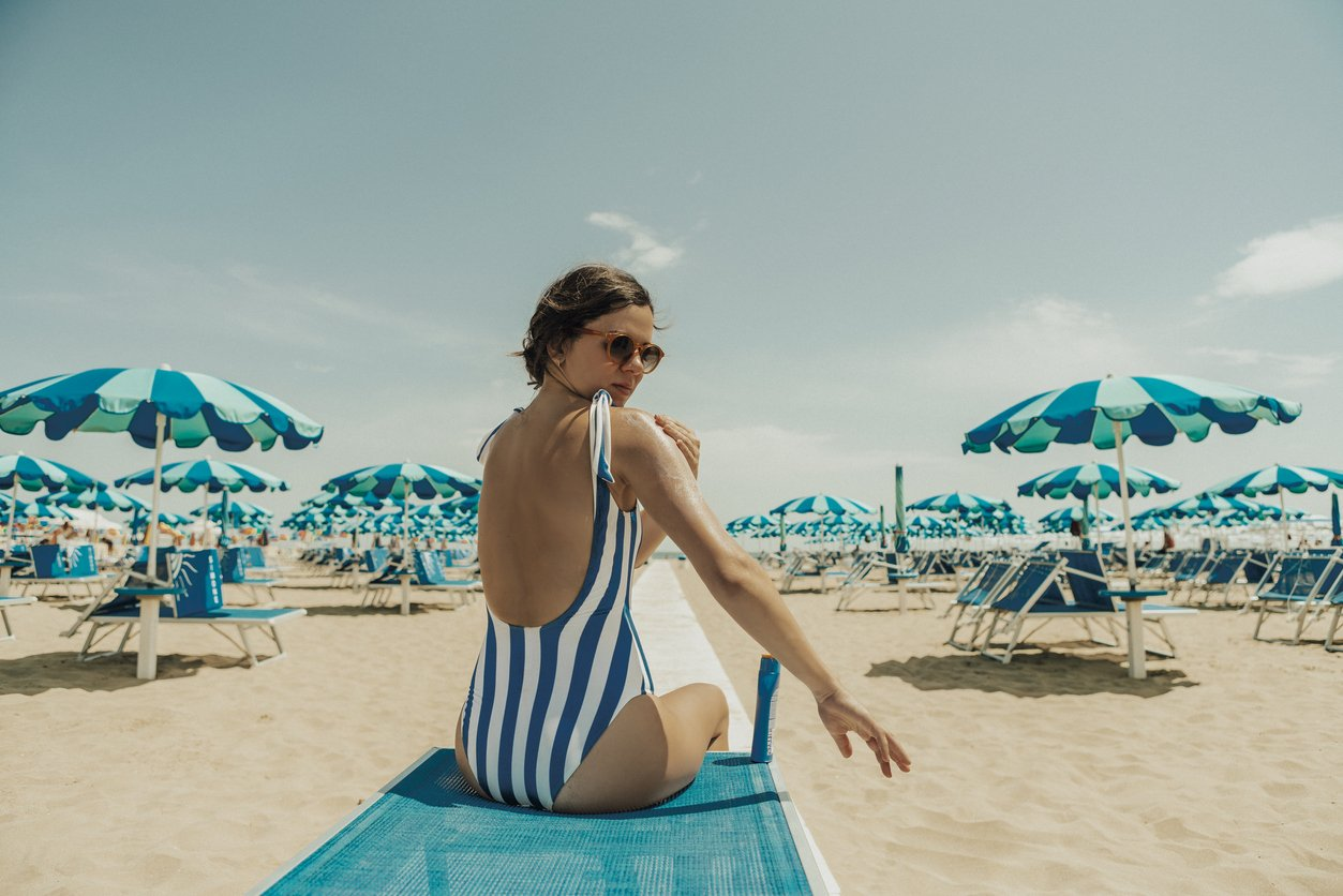 Sunblock For Sensitive Skin