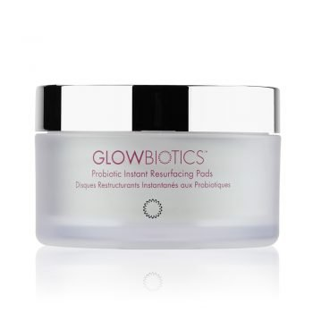 Jar of glowbiotics pads