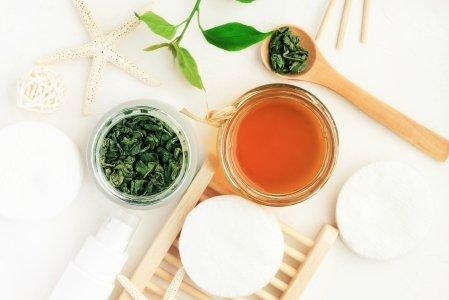 Green tea cleanser, Soothing Green tea mist, Ultra Benefits Moisturizer