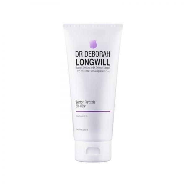 Benzoyl Peroxide Acne Wash 5%